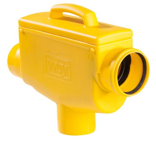 The LineAr 100K Rainwater Filter